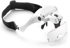 Visors, Eye Strain, Magnifying Glass, Elastic Headbands, Reading Glasses, Eyeglasses, Eyewear, Lenses, Jewelry Design