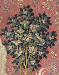 Art is a journey into the most unknown thing of all - oneself. Victorian Tapestries, Medieval Tapestry, Medieval Art, Unicorn Tapestries, Amy Butler Fabric, Garden Of Earthly Delights, Tapestry Design, Art Textile, Plant Illustration