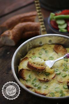 Kaşarlı Simitli Omlet | Mutfak Sırları – Pratik Yemek Tarifleri