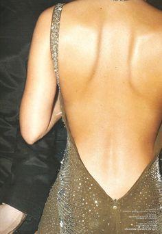 Escote - sexy back