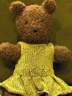 Barrison designed this sparkly sundress for her recent trip to TNNA in Columbus! Get the free pattern at www.berroco.com.