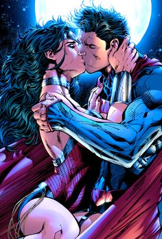 Why Superman And Wonder Woman Should Split Up