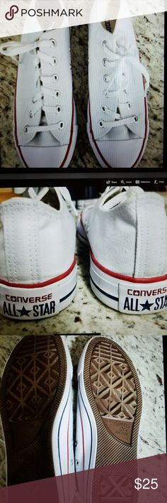 Converse Women ALL STAR Low Top shoes Condition: New  Color: Navey Blue  Dize: 8.5 US Womens Converse Shoes Sneakers
