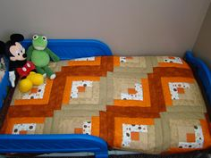http://rippedndstitched.blogspot.com  hand quilted by me! check out my site:)