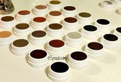 Colourpop eyeshadows Makeup cosmetics