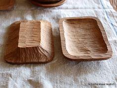 味付け海苔用の皿 | M.SAITo Wood WoRKS