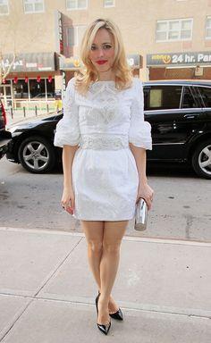 #RachelMcAdams #dress