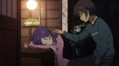 Nagi no Asukara - Chisaki x Tsumugu