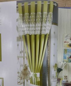 Các mẫu rèm vải một mầu đẹp