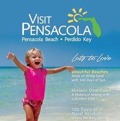 Pensacola Florida http://pinterest.com/visitpensacola/