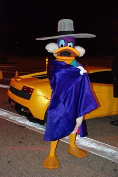 rare disney characters | ... the new Exotic Driving Experience at the Walt Disney World Speedway