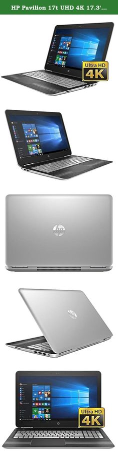 HP Pavilion 17t UHD 4K 17.3'' High Performance Gaming Laptop V3A33AV (Intel i7, 17.3 inch UHD 3840 x 2160, 32GB Memory, 2TB HDD + 1TB SSD, Win10) with SmartFriend Support (1-Month). MichaelElectronics2 has upgraded the computer to offer the product with configuration as advertised above. The manufacturer box was opened by our highly skilled technicians in order to test and perform upgrade. Defects & blemishes are significantly reduced by our in depth inspection & testing with a upgraded...