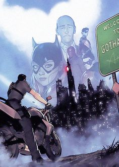 Grayson #12  Cover (September 2015)                                         by Mikel Janin