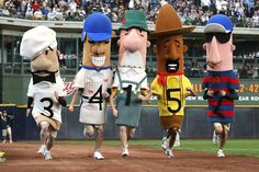 Klement's Famous Racing Sausages, Brewers