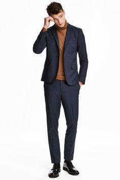 Pantaloni de costum Skinny fit Model