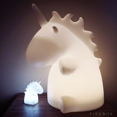 Giant Unicorn Light | Firebox.com - Shop for the Unusual