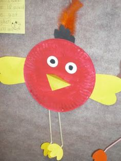 PATTIES CLASSROOM: The Little Red Hen