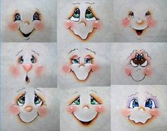 Eyes for card making