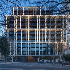 Completed in 2017 in Carlton, Australia. Images by Jaime Diaz-Berrio. Located at 139 Queensberry Street, Carlton, The Eminence is nestled geographically and architecturally between the macro scale of Melbourne's CBD and...