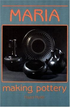 Maria Making Pottery: The Story Of Famous American Indian Potter Maria Martinez by Hazel Hyde, http://www.amazon.com/dp/0865341567/ref=cm_sw_r_pi_dp_MC6aqb0BC17DR