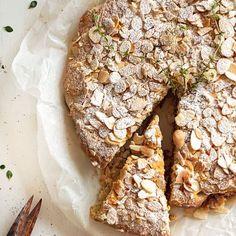 Läcker italiensk kaka som dessutom är glutenfri.