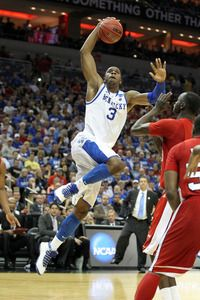Terrence Jones with the right-handed slam.