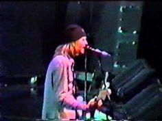 Nirvana - Milan, Italy 1994 - Full Concert - YouTube