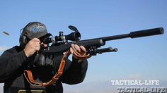 Video: Christensen Arms' New-For-2015 Tactical Force Multiplier Rifle