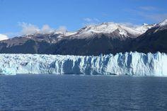 Perito Moreno por Yuliya Krivosheeva