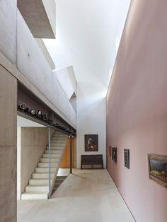 Galerie mit musealen Bedingungen