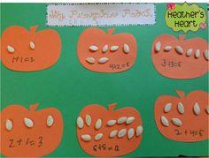 Heather's Heart: Oct Pumpkin Patch Addition