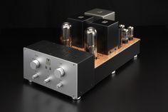 Kondo Audio Note - Ongaku integrated amplifier.