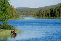 Lerne zu träumen – auf www.besuchschweden.de  Träume nicht vom Leben sondern lebe Deinen Traum, dies bei einem Ferienhausurlaub in Schweden