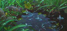 Moving Rain Animation   rain animated GIF
