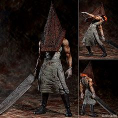 AmiAmi [Character & Hobby Shop] | figma - Silent Hill 2: Red Pyramid Thing(Released)