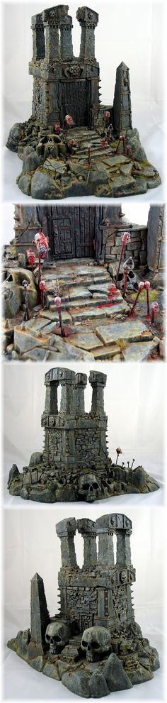 Temple of Erlik
