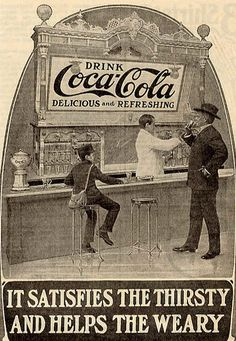 Sisters Warehouse: Coca Cola Vintage Advertisings
