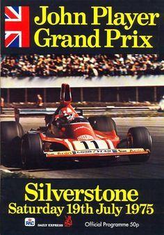 british grand prix posters - Google Search