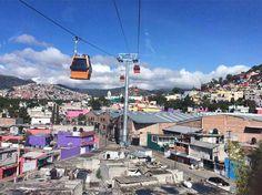 Los pasajeros recorrerán de San Andrés de la Cañada a Vía Morelos un tiempo promedio de 20 minutos; el pasaje contará seis pesos