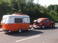 1977 Eriba Puck Caravan