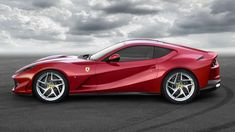 Ferrari has replaced the F12 Berlinetta, a car with a name that's both cool and beautiful, with the new naturally aspirated V12 Ferrari 812 Superfast. Why did we bring that name back up?