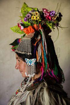 Portrait of a Drokpa Woman
