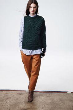 So diyable....Thakoon | Pre-Fall 2014 Collection | Style.com