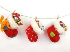Tricks For Planning Your Personal Crochet Styles Crochet Gratis, Free Crochet, Christmas Gift Baskets, Christmas Stockings, Half Double Crochet, Single Crochet, Knitting Socks, Baby Knitting, Crochet Hooks