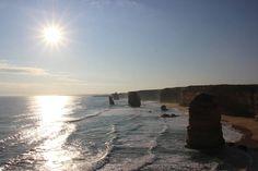 #12apostles #greatoceanroad #australia #sun by sebas_arango_b http://ift.tt/1ijk11S
