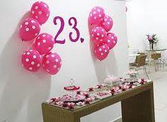 Resultado de imagem para idéias para decoração festa aniversario