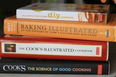 The Frugal Girl's cookbook recommendations