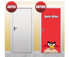 quarto angry birds - Pesquisa Google