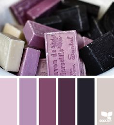 Artisanal Color - http://design-seeds.com/home/entry/artisnal-color