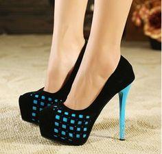 rhinestone heels #dresslilyheels